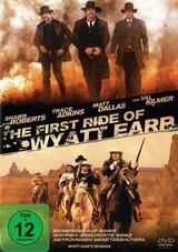 The First Ride of Wyatt Earp - Poster