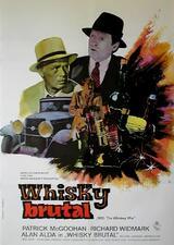 Whisky brutal - Poster
