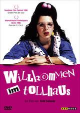 Willkommen im Tollhaus - Poster