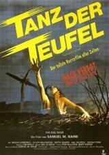Tanz der Teufel - Poster