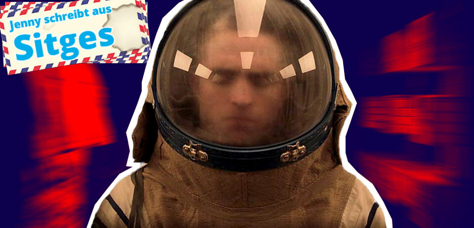 High Life mit Robert Pattinson