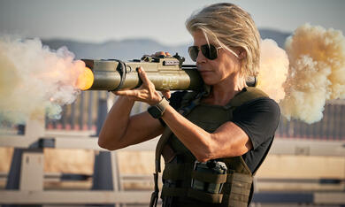 Terminator: Dark Fate mit Linda Hamilton - Bild 5