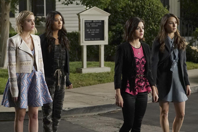 6 Staffel Pretty Little Liars