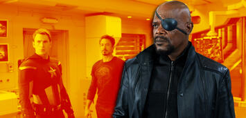 Bild zu:  Nick Fury in The Avengers