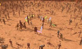 Star Wars: Episode II - Angriff der Klonkrieger - Bild 29