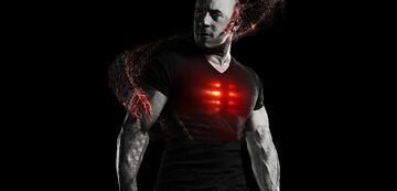 Vin Diesel als Bloodshot