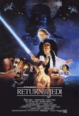Die Rückkehr der Jedi-Ritter - Poster