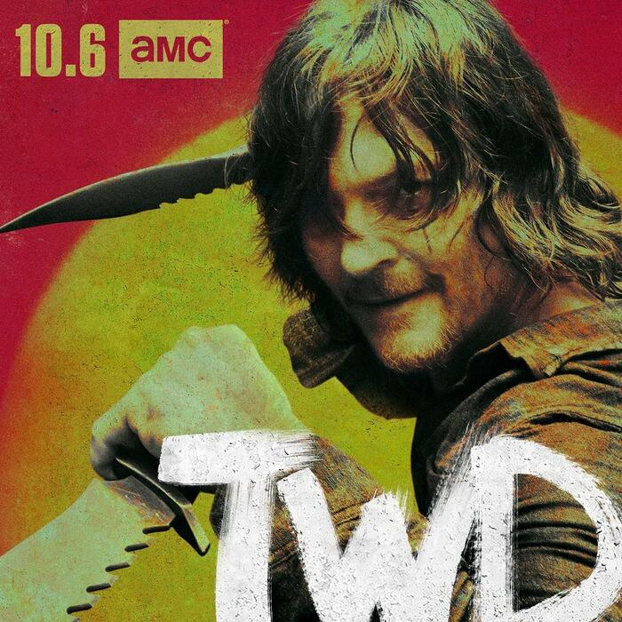 The Walking Dead Staffel 8 Dvd Erscheinungsdatum Deutschland