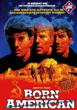 Born American - Poster