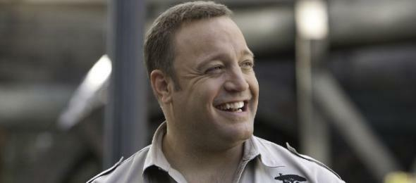 Kevin James als Zoowärter