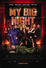 My Big Night - Poster