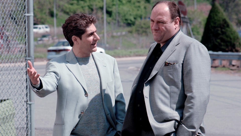 Die Sopranos Staffel 6 mit Michael Imperioli