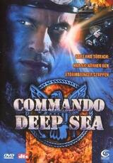 Commando Deep Sea - Poster