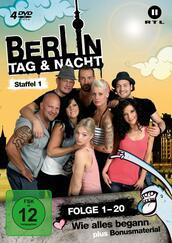 Berlin - Tag und Nacht Staffel 1 - Poster