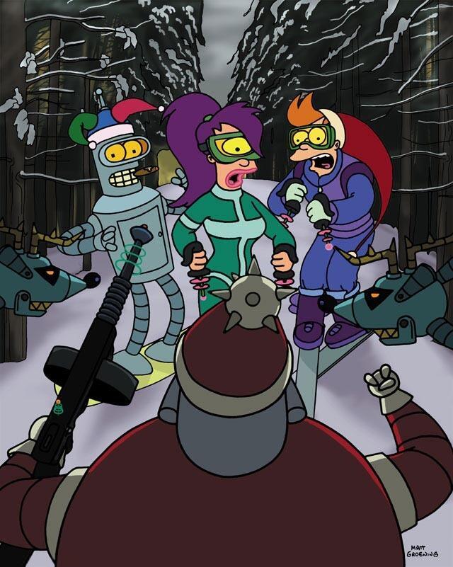 Futurama Staffel 2