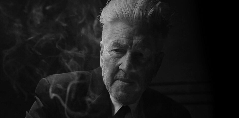 What Did Jack Do? mit David Lynch