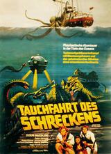Tauchfahrt des Schreckens - Poster