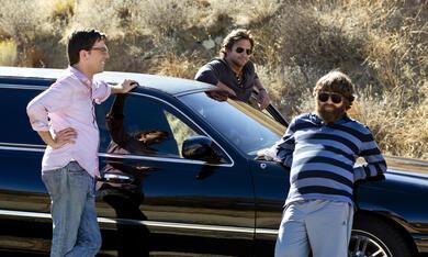 Hangover 3 mit Bradley Cooper, Zach Galifianakis und Ed Helms - Bild 2
