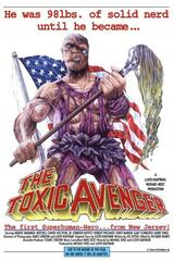 Atomic Hero - The Toxic Avenger - Poster
