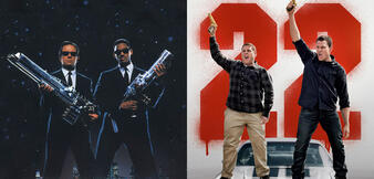 Men in Black und 22 Jump Street