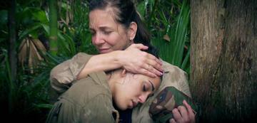 Dschungelcamp 2020: Danni  tröstet Elena