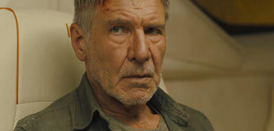 Blade Runner 2049 mit Harrison Ford