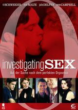 Investigating Sex - Auf der Suche nach dem perfekten Orgasmus - Poster