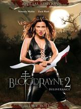 BloodRayne II: Deliverance - Poster
