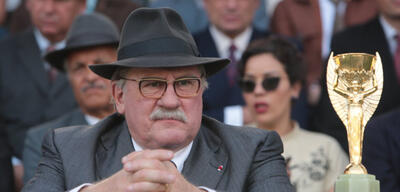 Gérard Depardieu in United Passions