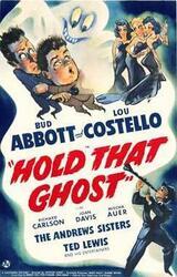 Vorsicht Gespenster! - Poster