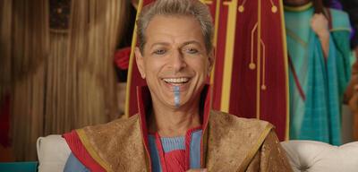 Jeff Goldblum in Thor 3: Tag der Entscheidung