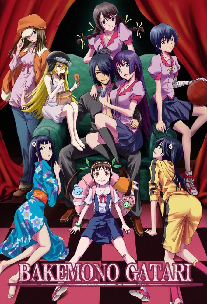Monogatari Serien Stream