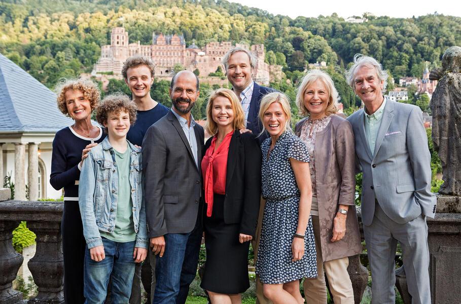 Hotel Heidelberg: Kinder, Kinder! mit Christoph Maria Herbst, Annette Frier und Nele Kiper