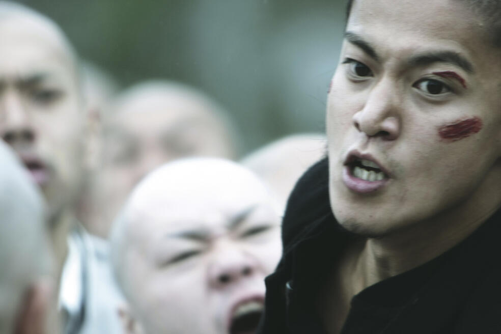 The Crows Are Back: Crows Zero II - Photo4