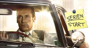Die 7. Staffel von Mad Men startet heute Nacht auf ZDFneo