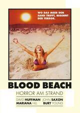 Blood Beach - Horror am Strand - Poster