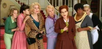 Szenenbild aus 8 Frauen