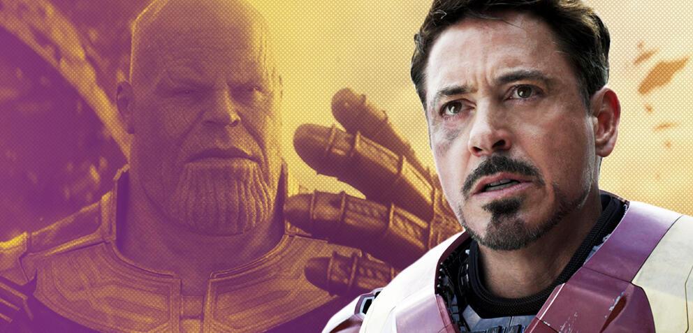 Avengers: Infinity War/The First Avenger: Civil War