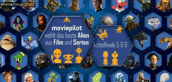 Das beste Alien aus Film und Serien