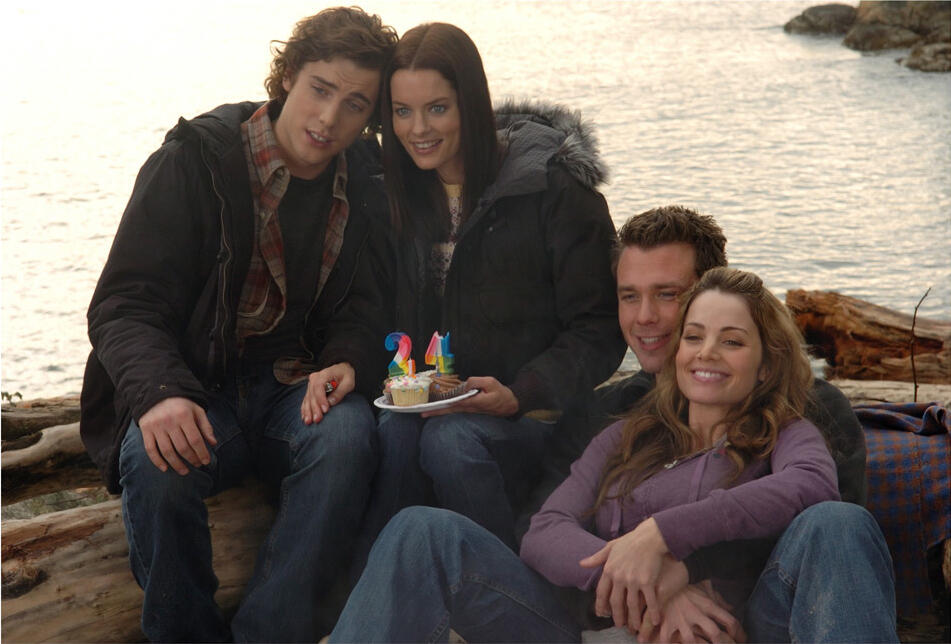 The Butterfly Effect 2 mit Erica Durance, Gina Holden und Eric Lively
