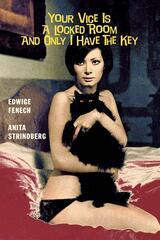 Eye of the Black Cat - Poster