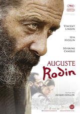 Auguste Rodin - Poster