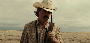 Josh Brolin in No Coutry For Old Men