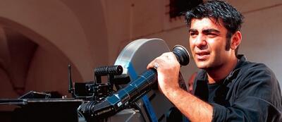 Fatih Akin am Set von Solino