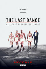 The Last Dance - Poster