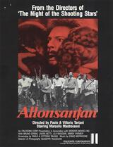 Allonsanfan - Poster