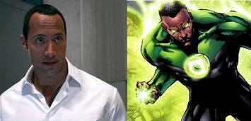 Bild zu:  Dwayne Johnson in Snitch / John Stewart als Green Lantern