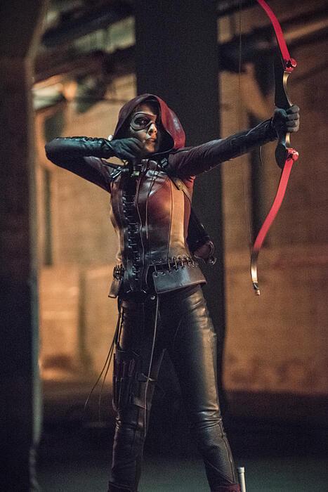 4 Staffel Arrow