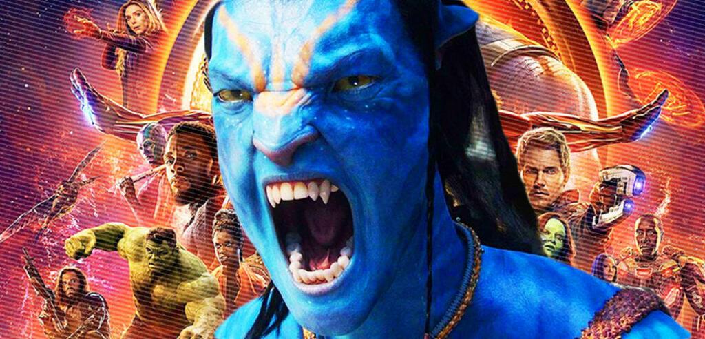 Avatar und Avengers: Endgame