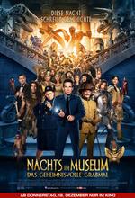 Nachts im Museum 3 - Das geheimnisvolle Grabmal Poster